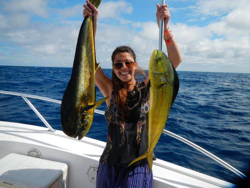 February fishing reports in miami double threat charters for Fishing report miami
