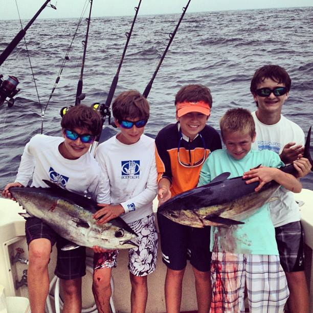 Miami fishing camp double threat charters for Miami fishing guides