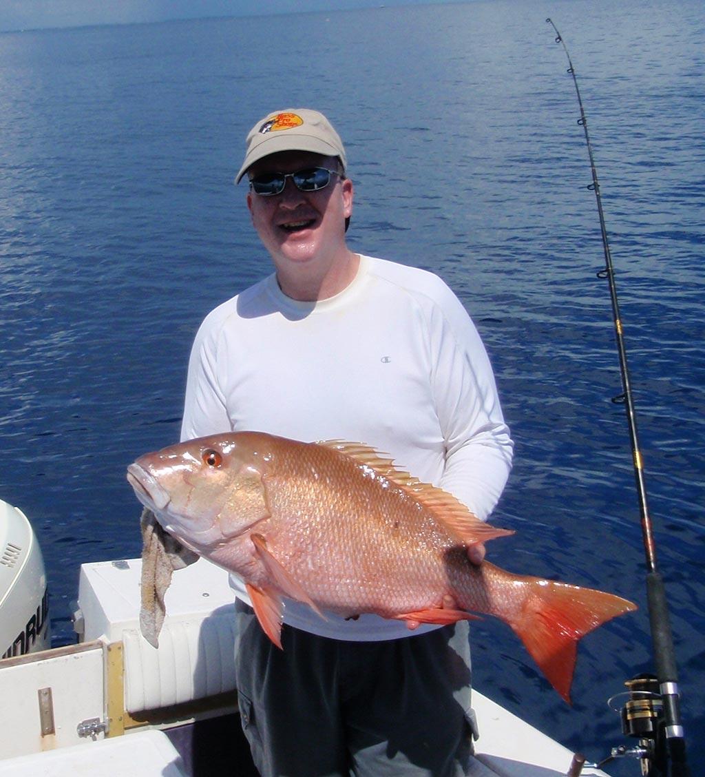 Mutton Snapper Fishing Miami