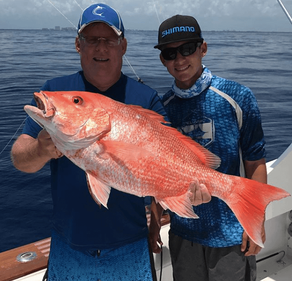 Miami Red Snapper
