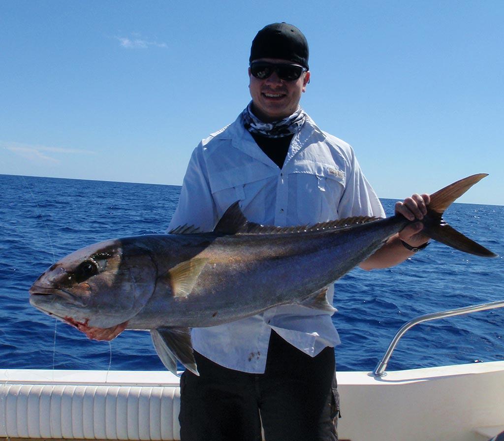Amberjack Fishing Miami