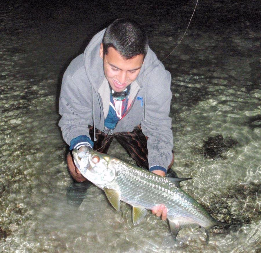 Tarpon Fishing Miami