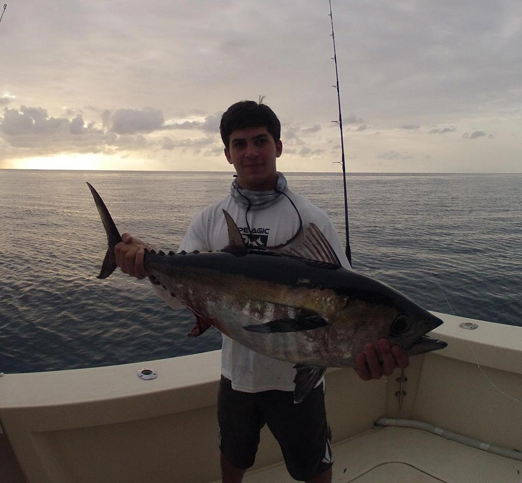Blackfin Tuna Fishing Miami