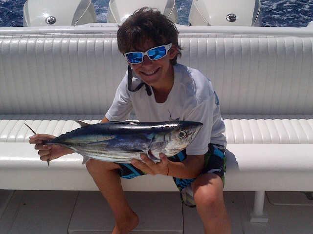 Skipjack Tuna Fishing Miami