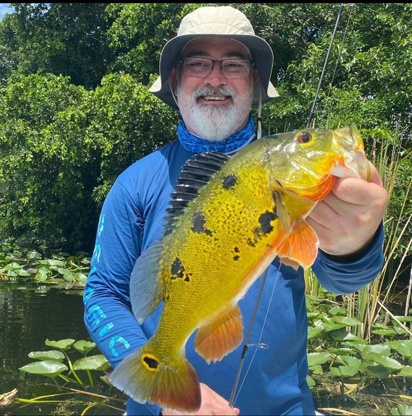 Peacock Bass Miami