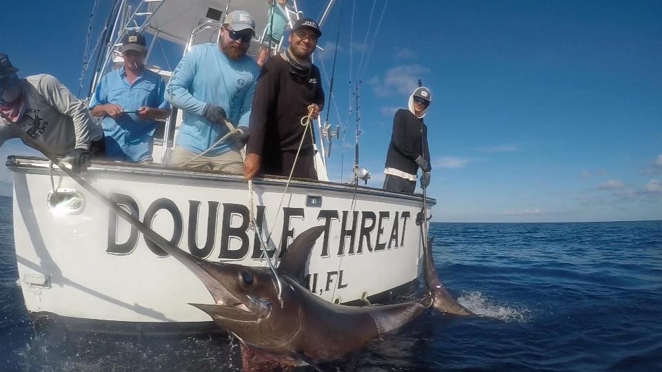 450 Pound Swordfish