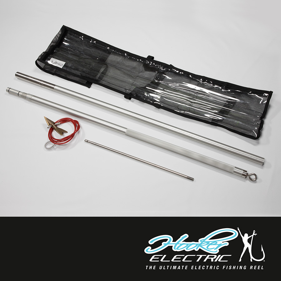 hooker electric harpoon