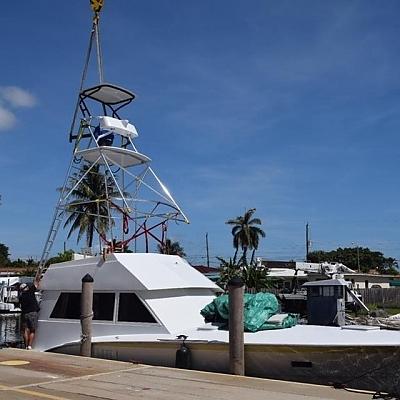 Tuna Tower Installation